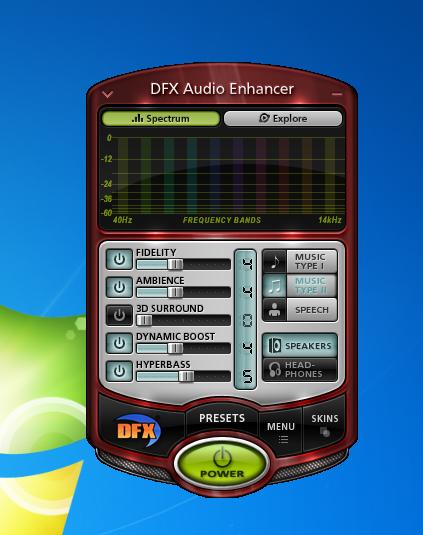 dfx sound vision