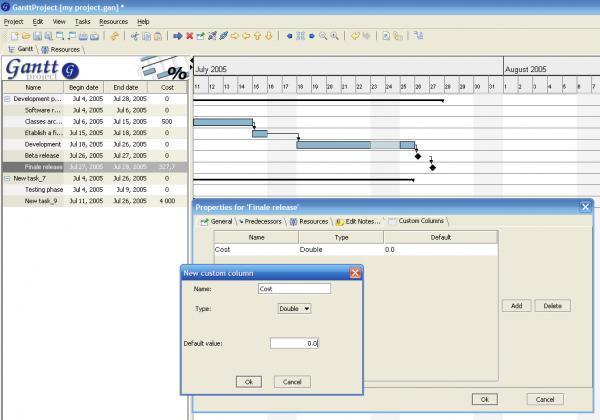 ganttproject download sourceforgenet