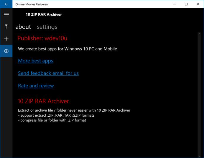 Tar file opener free download.