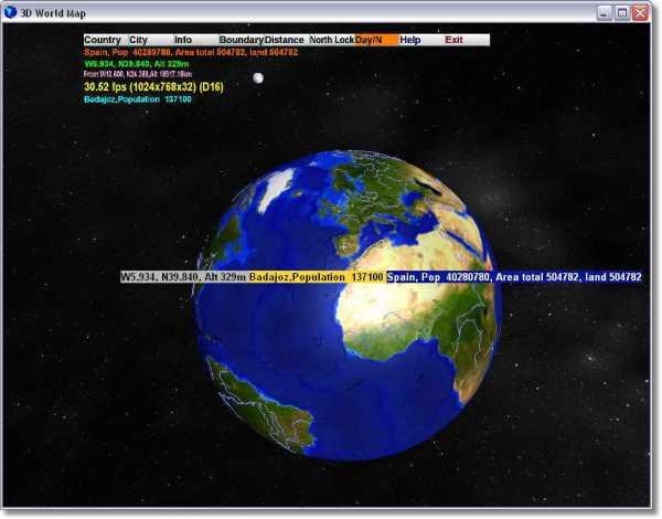 3d world map free download screenshots of 3d world map 21 gumiabroncs Image collections