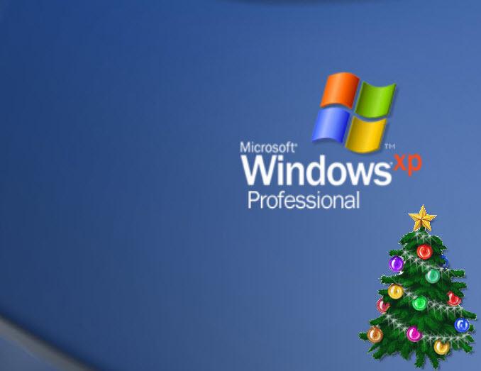 Screenshots of Animated Christmas Tree for Desktop 2011