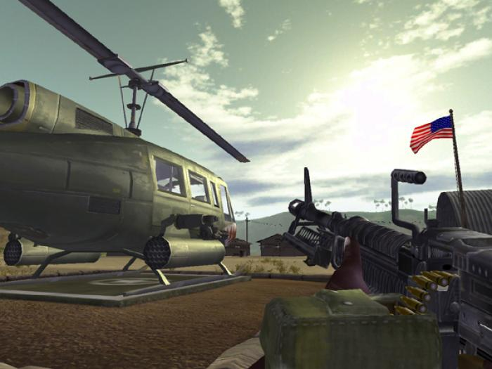Battlefield vietnam 1. 0 to 1. 1 patch botsgett.