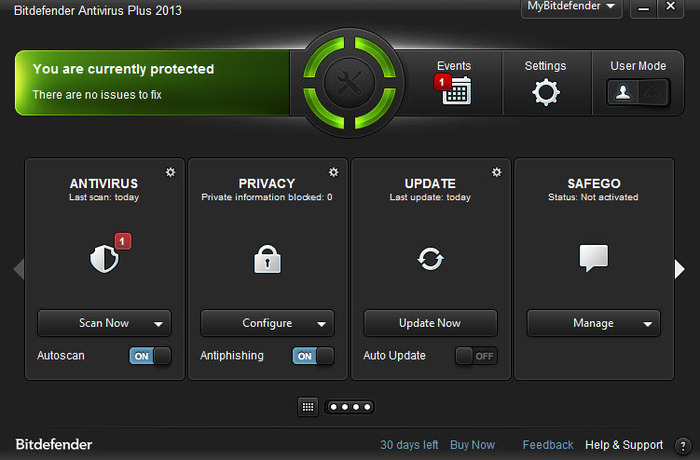 Bitdefender free antivirus for windows 10 public beta now.