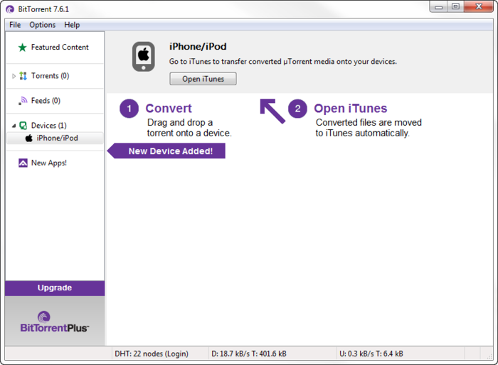 Top 5 free bittorrent clients for windows pc best of 2012.