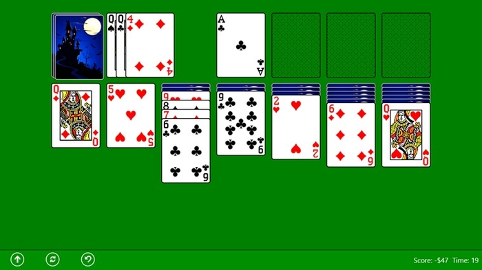 Classic spider solitaire on windows 7 youtube.