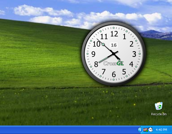 Flying clock screensaver free download for windows 10, 7, 8/8. 1.
