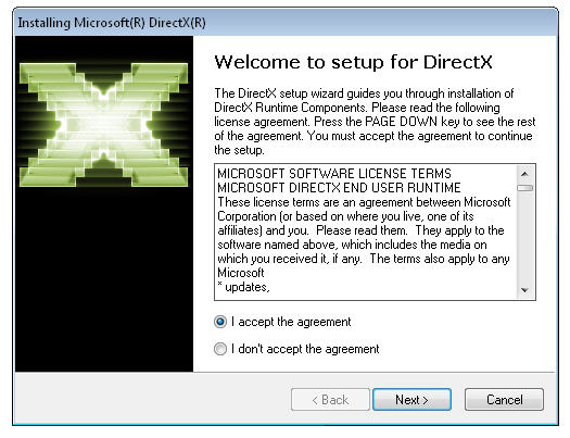 DirectX - Free Download