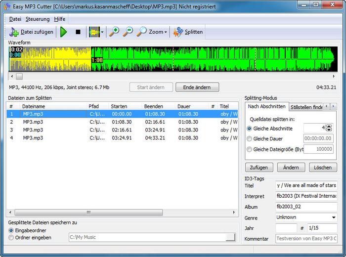 Download mp3 cutter software: mp3-cutter-joiner, mp3 cutter joiner.