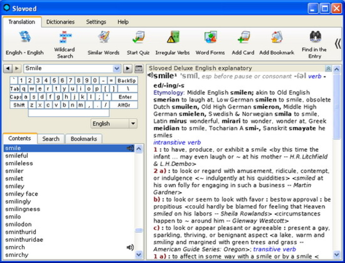 Oxford e dictionary free download.