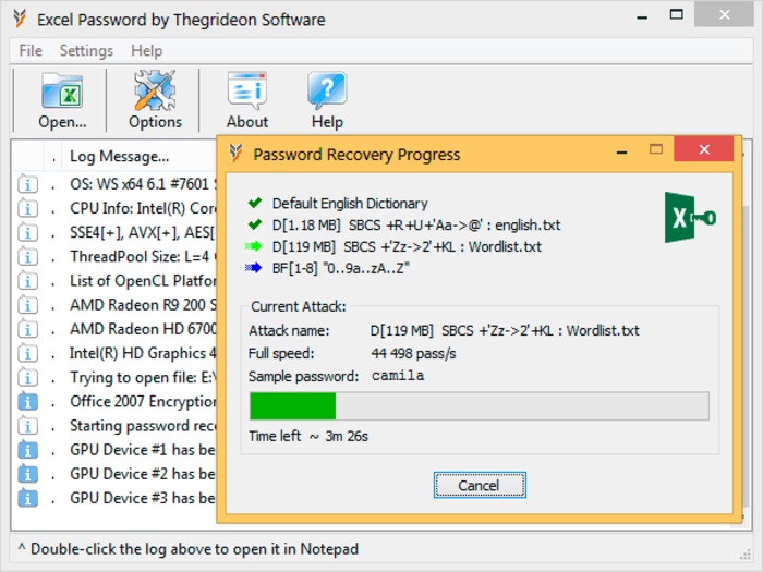 excel 2013 password recovery free download
