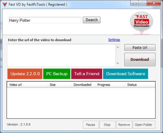 Fast Video Downloader - Free Download