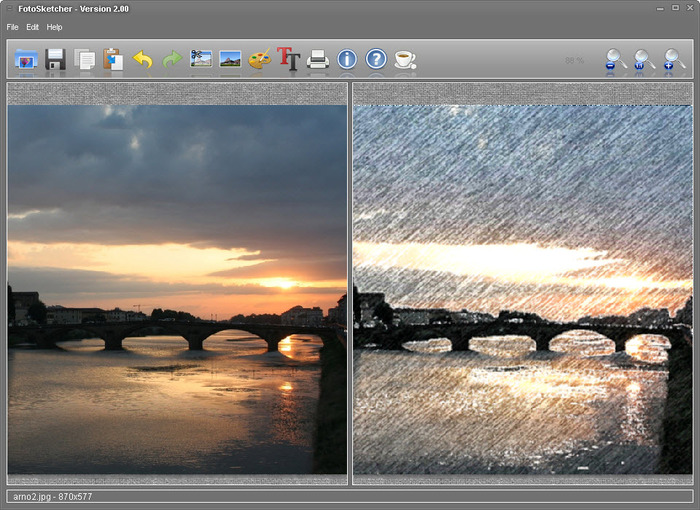 Download fotosketcher 2. 99 for pc free.