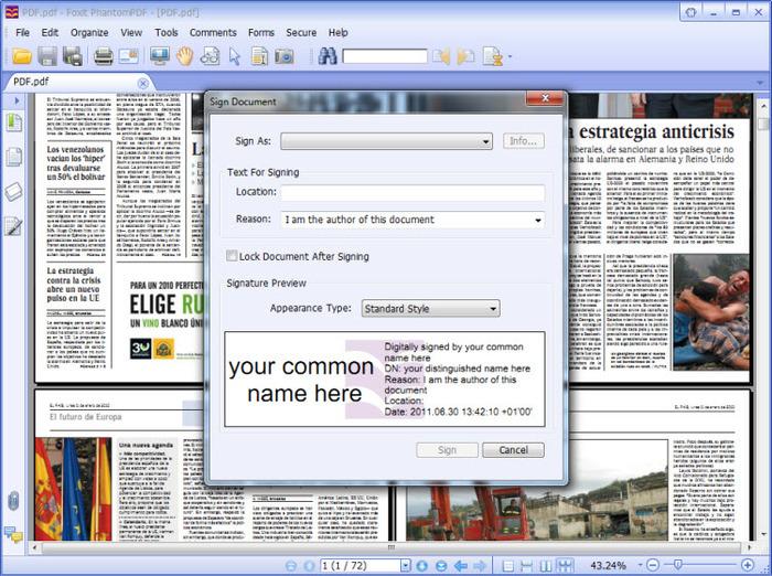foxit advanced pdf editor full