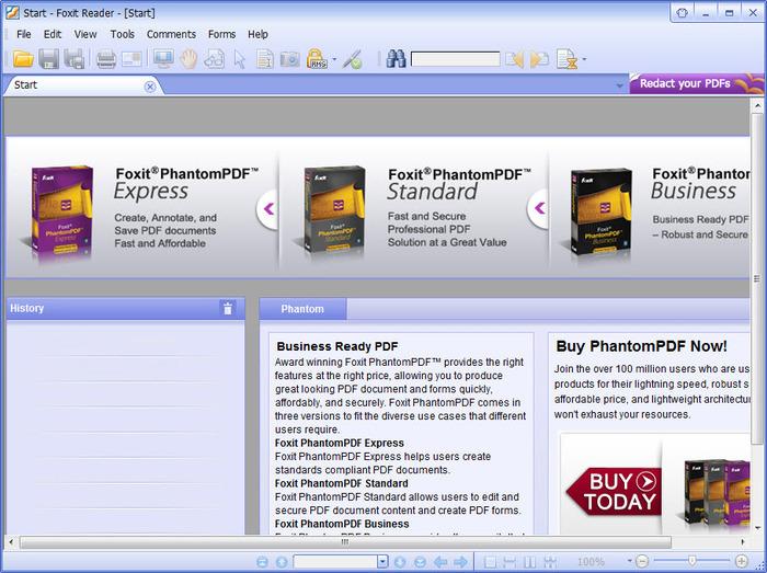 Foxit pdf reader free download for windows 10, 7, 8/8. 1 (64 bit/32.
