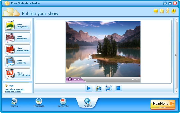 Firecoresoft slideshow fairy 1. 0. 3 free download software.