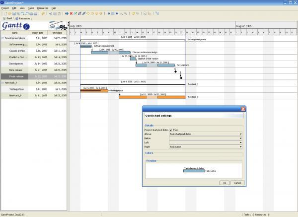 ganttproject free download