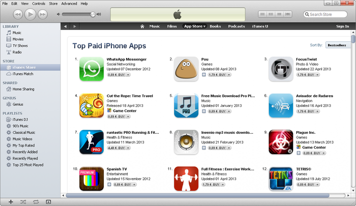 iTunes Portable - Free Download