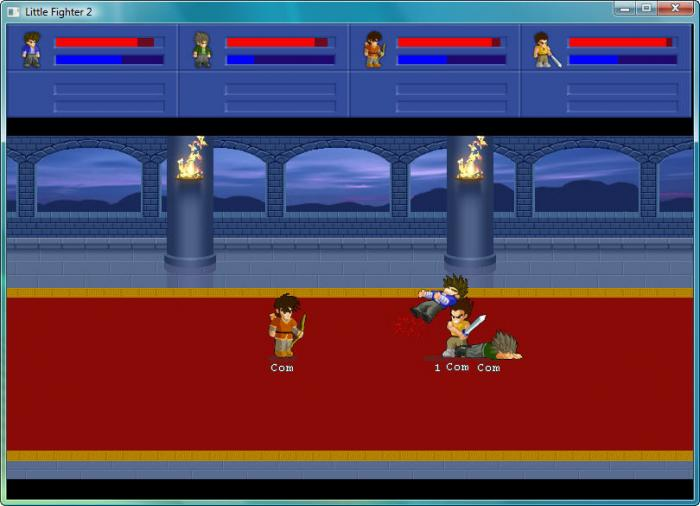 Little fighter 4 turbo + download link youtube.