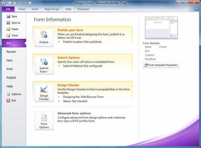 Download microsoft infopath free — networkice. Com.