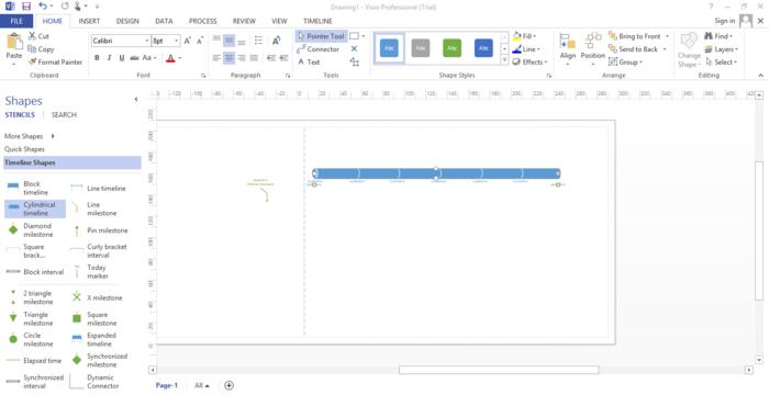 screenshots of microsoft visio 2013 professional 15046231000 - Windows Visio 2013