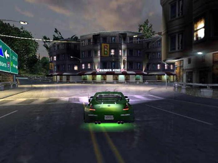 Need for Speed UnderGround 2 - Free Download