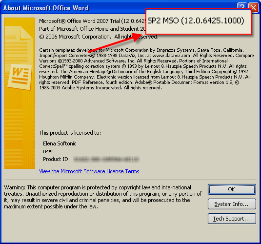 microsoft office home and student 2007 download