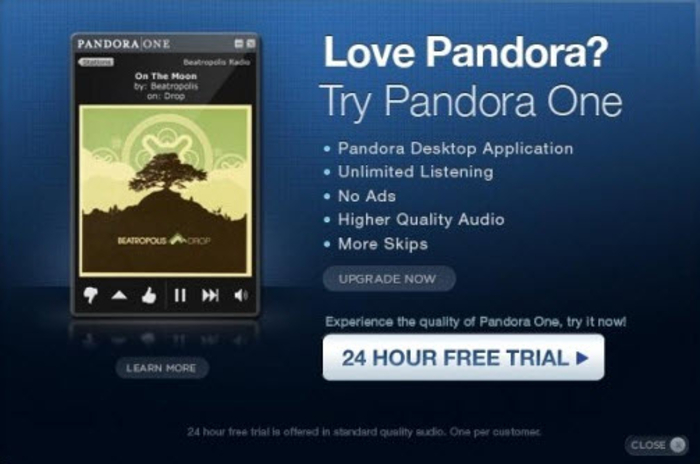 How to download and rip pandora music to mp3 on pc/mac.