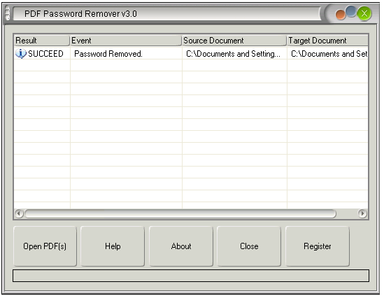 Instant pdf password remover standaloneinstaller. Com.