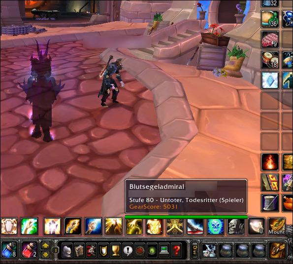 Playerscore add-on (Gearscore) - Free Download