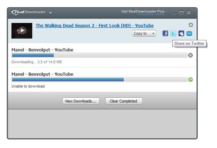 Realdownloader free download screenshots of realdownloader 10116 ccuart Image collections