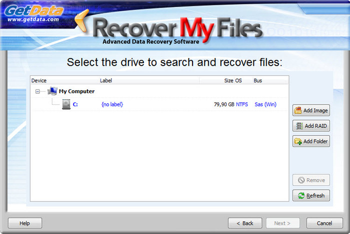 Data recovery software download: get recover my files here.