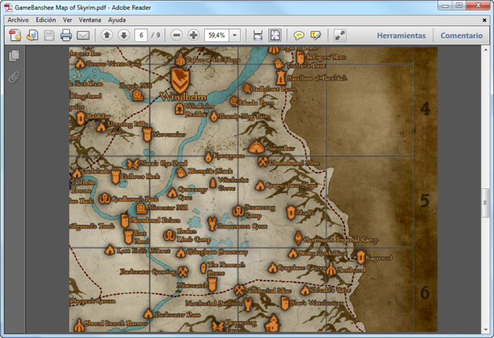 Skyrim map free download screenshots of skyrim map pdf gumiabroncs