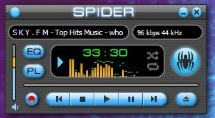 Spider Player - Free Download