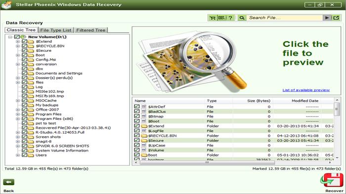 Stellar phoenix windows data recovery 7. 0. 0. 3 download for windows.