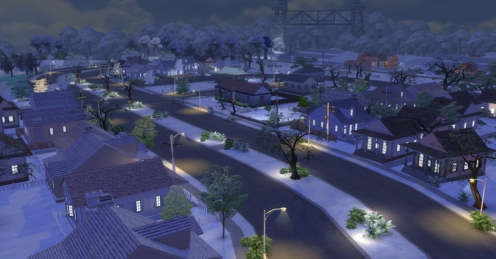 the sims 4 first snow mod free download