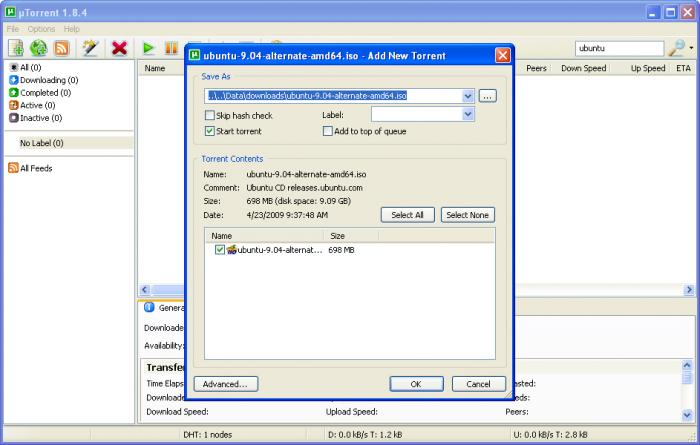 Utorrent free download portable