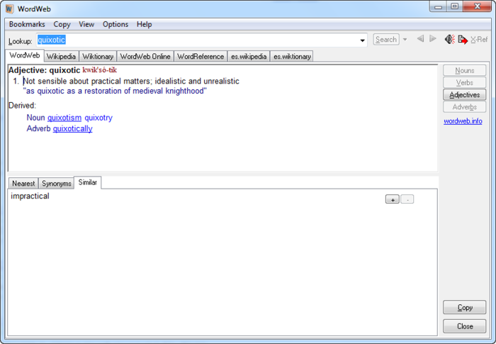 Wordweb free download for windows 10, 7, 8/8. 1 (64 bit/32 bit.
