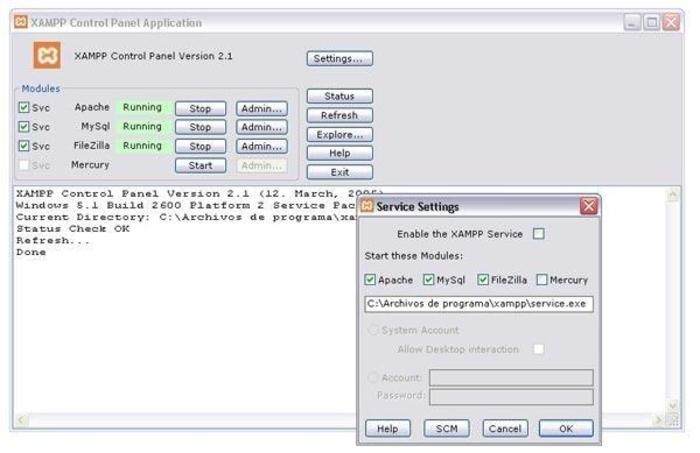 WINDOWS BITS XAMPP 8.1 64 TÉLÉCHARGER